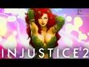 LEGENDARY POISON IVY BRAINIAC THE 50/50 MACHINE - Injustice 2 Poison Ivy Brainiac Gameplay