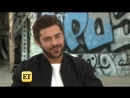 Zac Efron Details His Intense Ted Bundy Transformation (Exclusive) - Entertainment Tonight