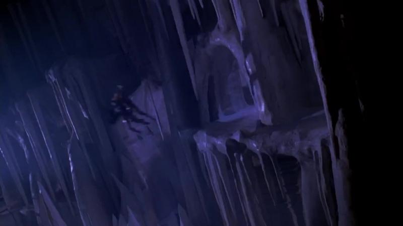 Бэтмен против Мистера Фриза часть3 Бэтмен и Робин фильм 1997