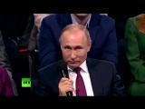Путин заявил, что хотел бы предотвратить развал СССР