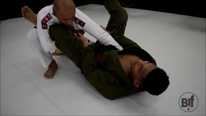 Mahamed Aly Lasso guard to armbar