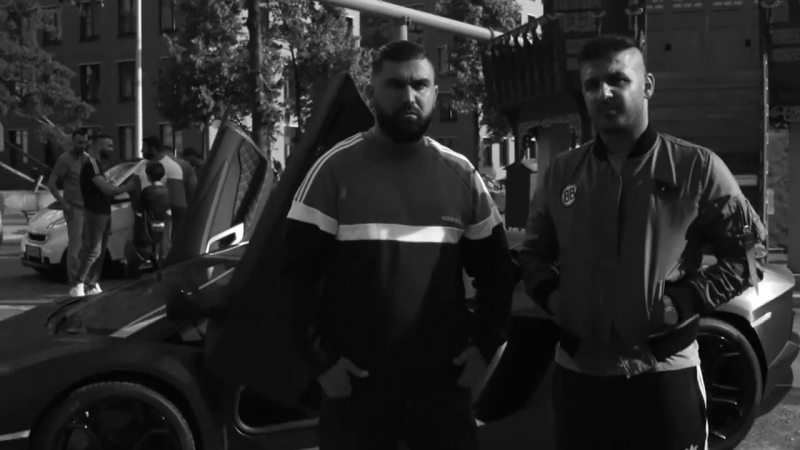 DILOMAN - CITY HUNTER (feat. KURDO) ► Prod. BESTE BEATZ [OKLM Russie]