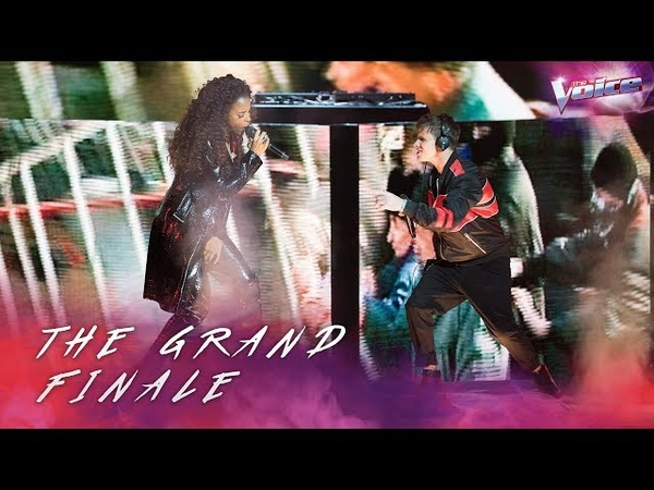 Grand Finale: Kelly Rowland and Sam Perry sing They Don't Care About Us   The Voice Australia 2018
