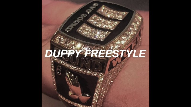 Drake Duppy Freestyle