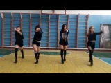 BLACKPINK- Whistle cover by RedLight (Overdose project)