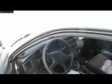 JUMP STARTER MULTI - заводим авто Toyota Carina E (2.0 L) на морозе -16 С.