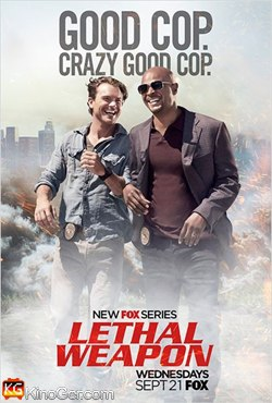LETHAL WEAPON Staffel 2 (2017)