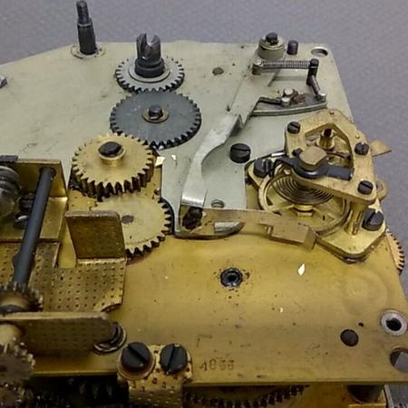 А вы слышали как тикает часовой механизм таксометра ТА-49, выпускавшийся для установки на М20А Побед...