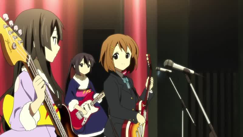 K On Fuwa Fuwa Time Yui version