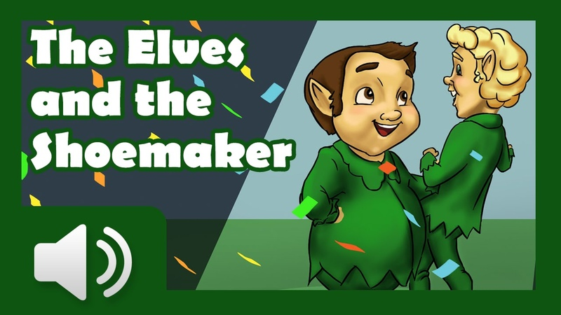 The Elves and the Shoemaker - Fairy tales and stories for children