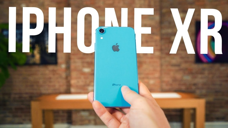 IPhone XR Hands on Everything You Need to Know