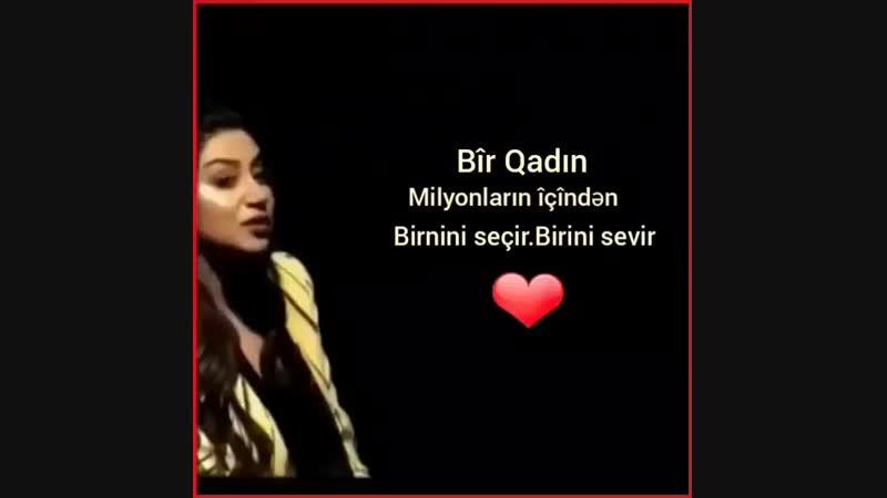 Bir Qadin...