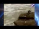 Русалку засняли на видео
