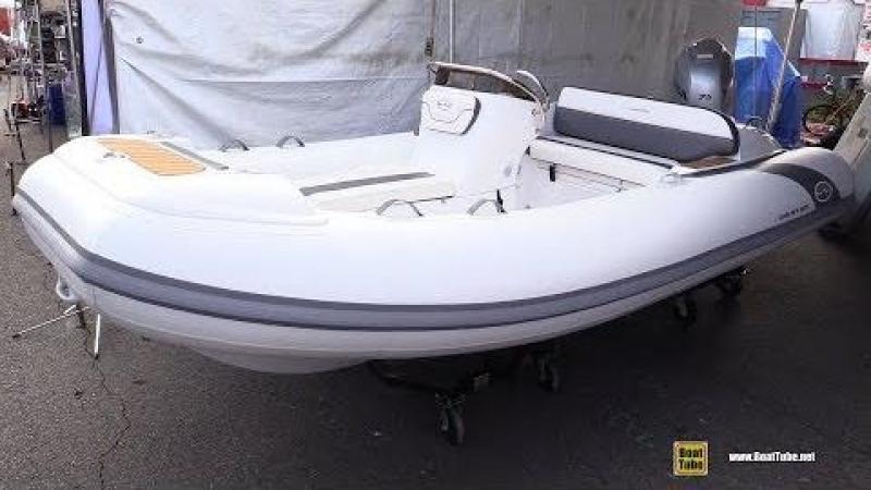 2017 Walker Bay Generation 450 Inflatable Boat Walkaround 2017 Annapolis Sail Boat Show