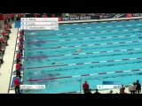 Mens 200m Fly A Final _ 2018 TYR Pro Swim Series - Indy