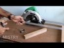 Самодельная циркулярная пила - Строим дом своими руками