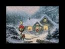 рождественская коллекция томаса кинкейда