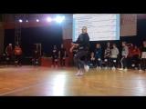 Kretsu Maxim 2 place ,Final pro boys, Golden Lion