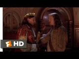 The Man in the Iron Mask (712) Movie CLIP - Phillipe Replaces Louis (1998) HD