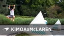 Kimoa McLaren and one extraordinary paddle board race