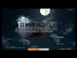 Final Fantasy XV. Стрим прохождение на русском #1