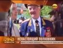 """Путинские ряженые """" Ветераны"""" на Параде Победы"""