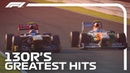Greatest Saves And Overtakes at Suzuka's 130R | Japanese Grand Prix