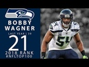 21: Bobby Wagner (LB, Seahawks) | Top 100 Players of 2018 | NFL