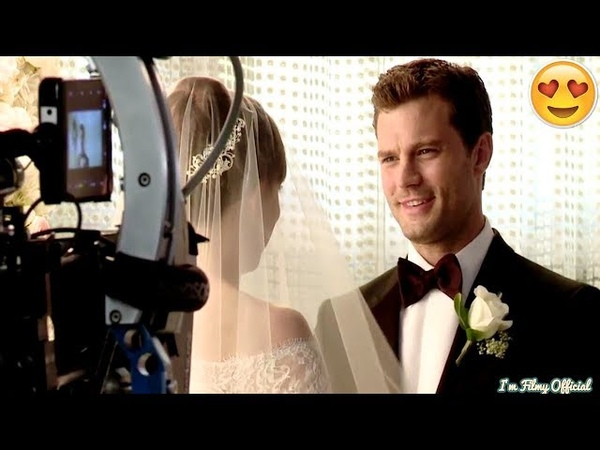 Fifty Shades Freed Bloopers, B-Roll Behind the Scenes(BTS) - 2018