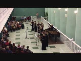 Ансамбль скрипачей - Лунная серенада. Музыка Гленна Миллера