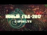 Новый Год - 2017 c OpenLive