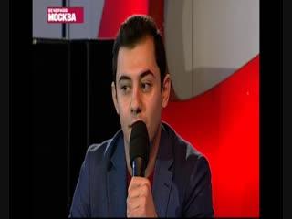 """Интервью о """"Студентах Москвы"""""""