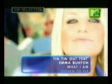 tin tin out &amp emma bunton - what i am mtv
