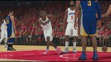 NBA 2K18 My Career #107 WCF G4 Warriors vs Clippers