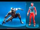 Marvel's Spider-Man Spider-Armor MK II Scarlet Spider Suits - Gameplay