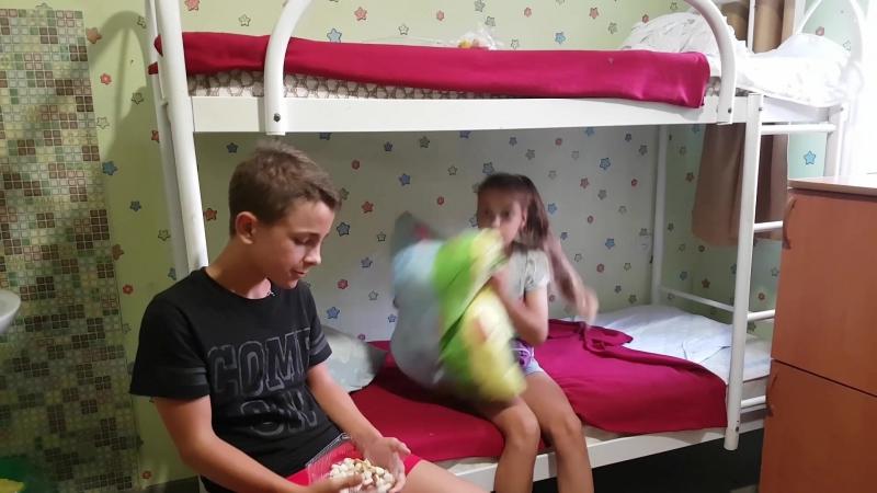 10 отряд - Швединг (4 смена 2018)
