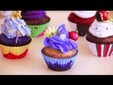 Disney Descendants - ART CUPCAKES