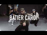 1Million dance studio Bartier Cardi - Cardi B / Koosung Jung Choreography