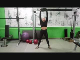 Фитнес-клуб Free Style 26.10.18 Наташа