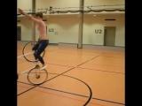 типичный украинский велосипедист