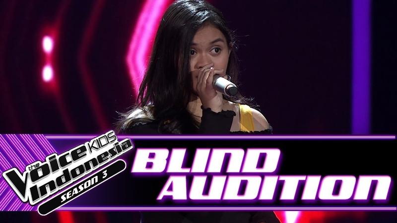 Shandy Kekasih Bayangan Blind Auditions The Voice Kids Indonesia Season 3 GTV 2018