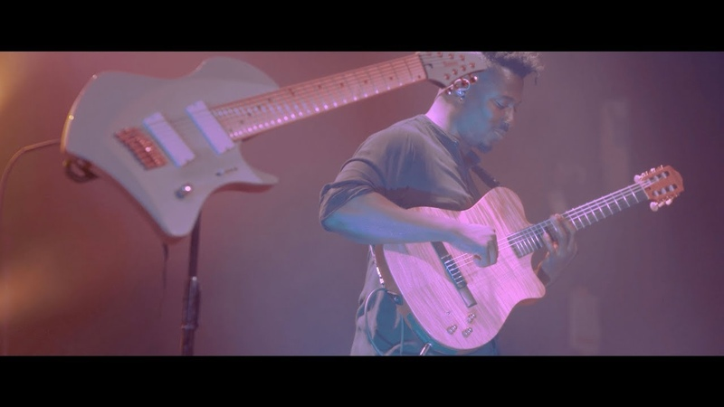 ANIMALS AS LEADERS The Brain Dance Live Music Video