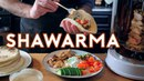 Binging with Babish Shawarma from The Avengers