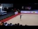 Алина Ермолова - булавы финал МТ, Лиссабон 2015
