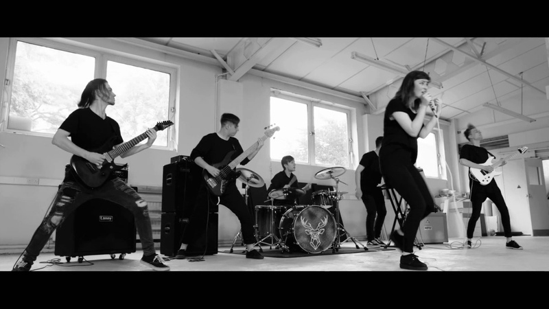 AS EVERYTHING UNFOLDS - SLEEP ALONE (OFFICIAL VIDEO)