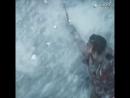 Rise of the tomb raider. Унесенная лавиной. Игра только начинается.