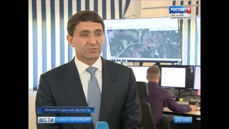 Россия 1 Кингисеппские эл сети