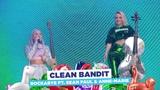 Clean Bandit - Rockabye' ft. Anne-Marie &amp Sean Paul (live at Capitals Summertime Ball 2018)