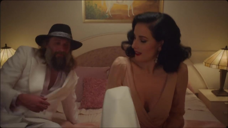 Dita Von Teese - Sparkling Rain (composed by Sébastien Tellier) (Official Video)
