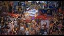 О картине И С Глазунова Рынок нашей демократии 1999 Часть Первая